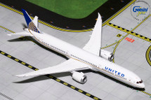 United Airlines 787-100 Dreamliner, N7879I Gemini Diecast Display Model