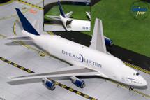 Dreamlifter 747 Boeing, N747BC Gemini Diecast Display Model