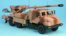 CAESAR 155mm Self-Propelled Howitzer with Renault Chassis French Army