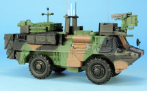 Renault VAB MILAN Ultima Armored Personnel Carrier French Army, 2012