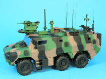 VBMR Griffon French Army, NATO Camouflage