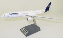 Lufthansa Airbus A330-343 D-AIKI With Stand