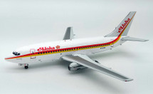 Aloha Airlines Boeing 737-200 N730AL With Stand