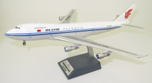 Air China Boeing 747-200 B-2450 With Stand