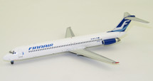 Finnair Douglas DC-9-50 OH-LYS With Stand