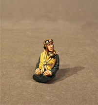 Spitfire Pilot, The Royal Air Force, WWII, single figure
