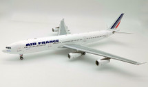 Air France Airbus A340-300 F-GLZA With Stand