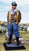 Adolf Galland 1/6th Statue WWII