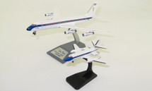 Convair 880 (22-2) N880EP with stand and Lockheed L-1329 JetStar with stand, Elvis Presley Limited Edition Collector`s Set