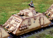 German Armored Car Turret 38L/42