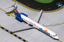 Allegiant McDonnell Douglas MD-82 Gemini Diecast Display Model