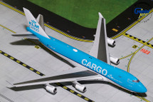 KLM Cargo Boeing 747-400F PH-CKA New Livery Gemini Diecast Display Model
