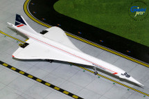 British Airways Concorde (Landor Livery) G-BOAA Gemini Diecast Display Model