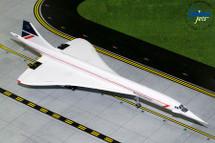 British Airways Concorde (Landor Livery) G-BOAA Gemini Diecast Display Model