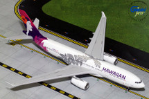 Hawaiian A330-200 (New Livery) N380HA Gemini Diecast Display Model