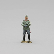Field Marshall Erich von Manstein from WWII, single figure