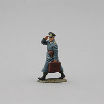 General Hermann-Bernhard Ramcke from WWII, single figure