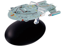 Warship Voyager, STAR TREK: Diecast Model w/Magazine