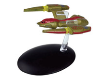 Irina's Racing Ship, STAR TREK: Diecast Model w/Magazine