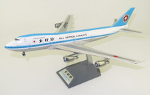 All Nippon Airways JA8153 ANA Boeing 747SR-81 with stand