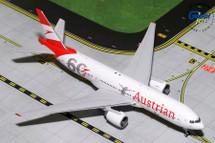 Austrian Airlines 777-200ER, OE-LPF Gemini Diecast Display Model