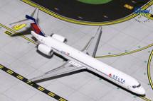 Delta Air Lines McDonnell Douglas MD-90 MD-90, N904DA Gemini Diecast Display Model