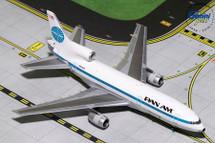 Pan American World Airways L-1011-500 TriStar, N511PA Clipper Black Gemini Diecast Display Model