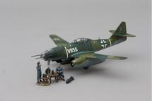 Messerschmitt Me 262 WWII Mahogany Display Model
