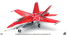 CF-188B Hornet RCAF, Confederation 150th Anniversary 2017