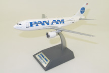 Pan Am Airbus A310-222 N805PA With Stand