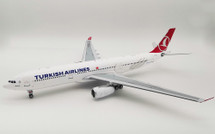 Turkish Airlines Airbus A330-300 TC-LOC With Stand