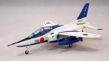 Kawasaki T-4 Blue Impulse Display Model