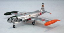 Kawasaki T-33A Shooting Star 33 Sqn, 1st Air Wing, Hamamatsu Air Base Display Model