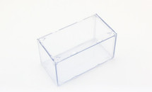 Plastic Display Case (17cm x 9cm x 9cm)