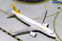 Royal Brunei A320neo, V8-RBA Gemini Diecast Display Model