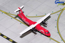 Silver Airways ATR 42-600, N400SV Gemini Diecast Display Model