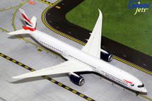 British Airways A350-1000, G-XWBA Gemini 200 Diecast Display Model