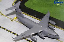C-17A Globemaster III USAF Charlotte ANG, #00183 Gemini 200 Diecast Display Model