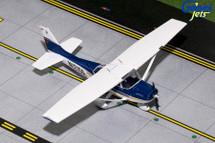 Cessna 172 Skyhawk Sportys Flight School, N1215A Gemini Diecast Display Model