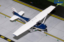 Cessna 172 Skyhawk Sportys Flight School, N1215A Gemini Diecast Display Model