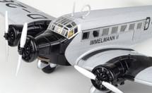 Ju 52 Luftwaffe, D-2600 Immelmann II, Tempelhof, Adolf Hitler`s Personal Transport