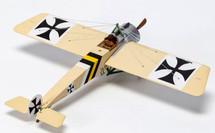 Fokker E.II Eindecker Luftstreitkrafte, Kurt von Crailsheim, Monthois