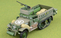 M3 Half-Track US Army 2nd Armoured Div, Normandy, France