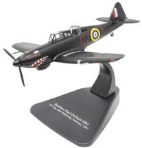 Boulton Paul Defiant Mk.I Night Fighter No. 151 Squadron, RAF Wittering, 1941