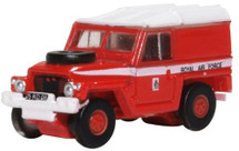 Land Rover 1/2-Ton Lightweight Royal Air Force Red Arrows