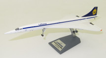 Lufthansa Concorde D-ASST With Stand