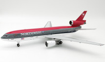 Northwest Airlines McDonnell Douglas DC-10-30 N235NW With Stand