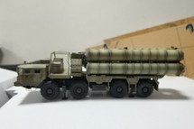 S-300PMU-1/2 (SA-20 Gargoyle) Surface-to-Air Missile System w/ 5P85SE Launcher Russian Air Force (No Case)