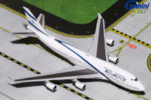 El Al B747-400 Goodbye Flight 4X-ELB Gemini Diecast Display Model