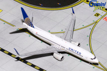 United B737-800(S) N14237 Gemini Diecast Display Model